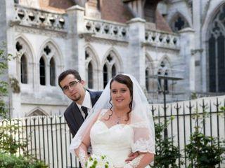 Le mariage de Alicia  et Johan
