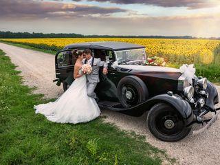 Le mariage de Thomas et Lucie