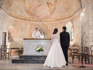 Le mariage de Claire et Felipe 1