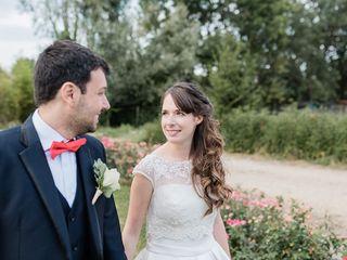 Le mariage de Claire et Felipe