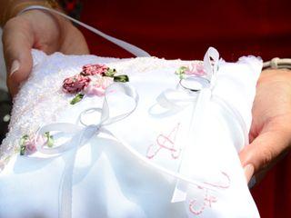 Le mariage de Alexandra et François 1