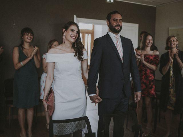 Le mariage de Matthieu et Julie à Saint-Jean-des-Mauvrets, Maine et Loire 11