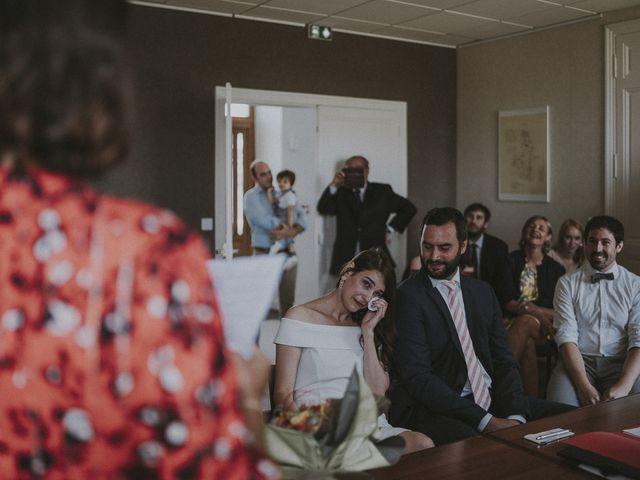 Le mariage de Matthieu et Julie à Saint-Jean-des-Mauvrets, Maine et Loire 13