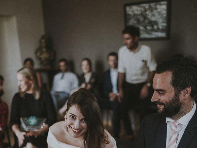 Le mariage de Matthieu et Julie à Saint-Jean-des-Mauvrets, Maine et Loire 15