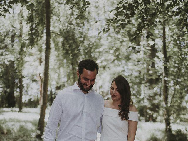 Le mariage de Matthieu et Julie à Saint-Jean-des-Mauvrets, Maine et Loire 40