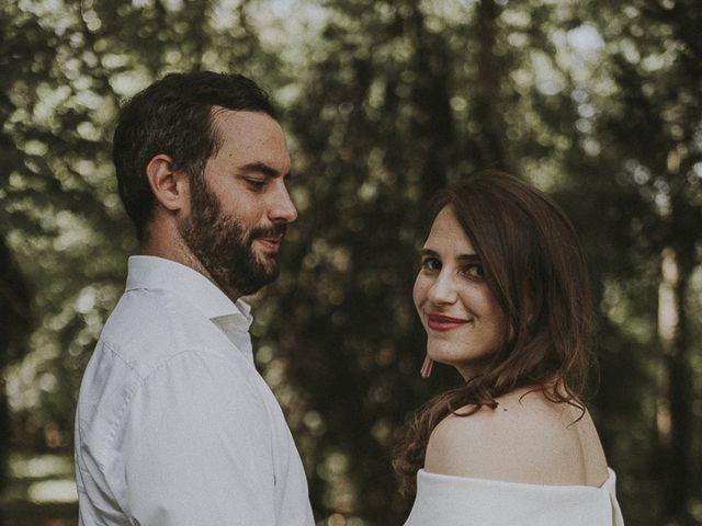 Le mariage de Matthieu et Julie à Saint-Jean-des-Mauvrets, Maine et Loire 42