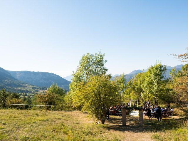 Le mariage de Alexandre et Noémie à Nyons, Drôme 10