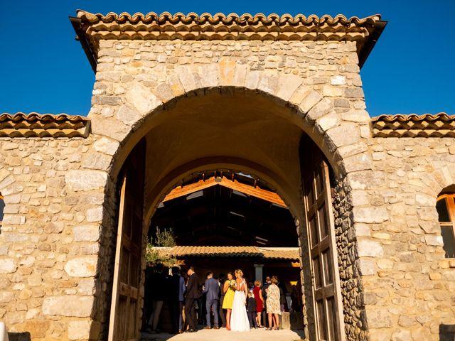 Le mariage de Alexandre et Noémie à Nyons, Drôme 23