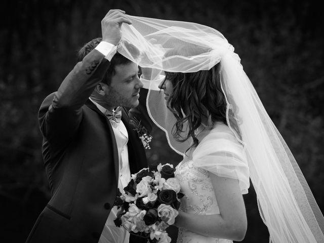 Le mariage de Thomas  et Carole  à Amenucourt, Val-d'Oise 1