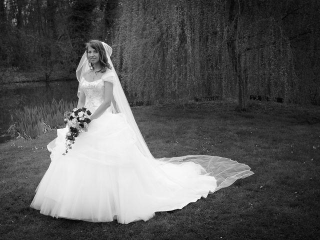 Le mariage de Thomas  et Carole  à Amenucourt, Val-d'Oise 6