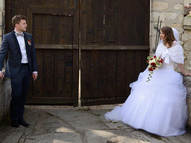 Le mariage de Thomas  et Carole  à Amenucourt, Val-d'Oise 7