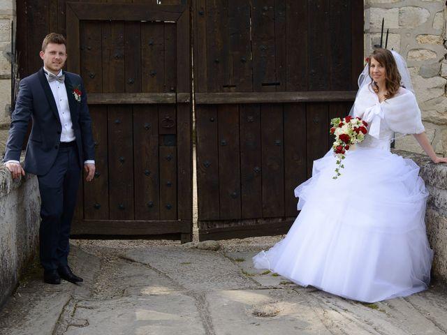 Le mariage de Thomas  et Carole  à Amenucourt, Val-d'Oise 10