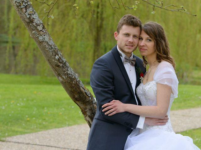 Le mariage de Thomas  et Carole  à Amenucourt, Val-d'Oise 13