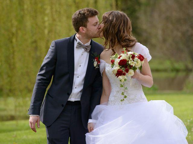 Le mariage de Thomas  et Carole  à Amenucourt, Val-d'Oise 35