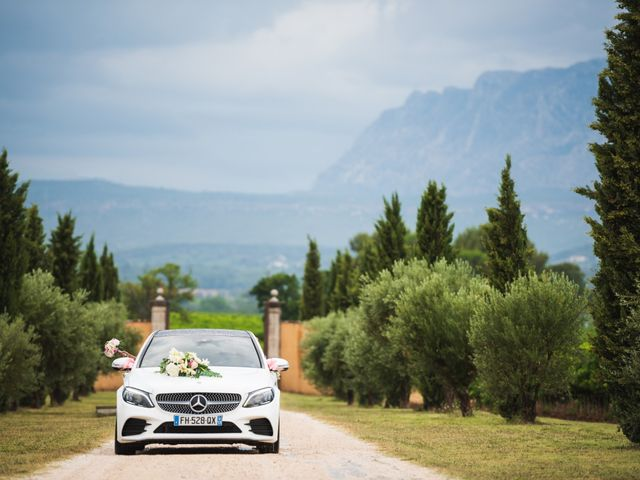 Le mariage de Hugo et Audrey à Aix-en-Provence, Bouches-du-Rhône 25