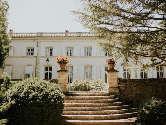 Le mariage de Olivier et Kristin à Lançon-Provence, Bouches-du-Rhône 1