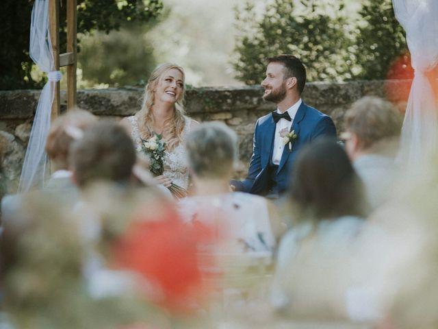 Le mariage de Olivier et Kristin à Lançon-Provence, Bouches-du-Rhône 35
