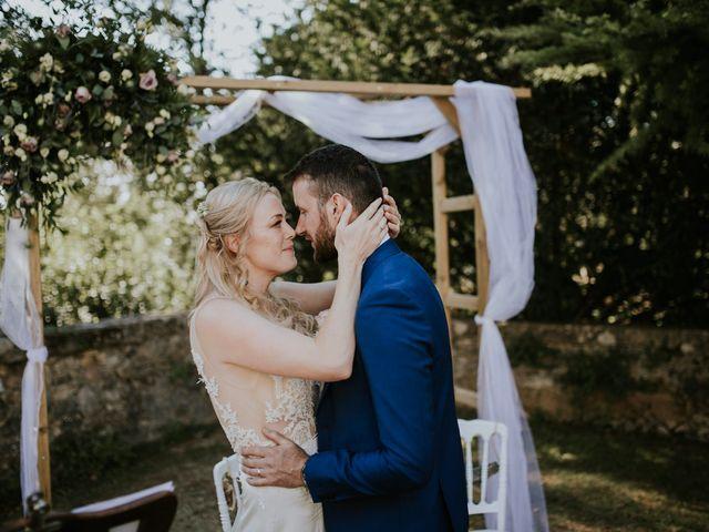 Le mariage de Olivier et Kristin à Lançon-Provence, Bouches-du-Rhône 39