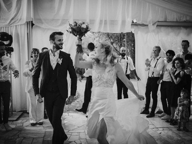 Le mariage de Olivier et Kristin à Lançon-Provence, Bouches-du-Rhône 57