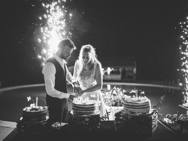 Le mariage de Olivier et Kristin à Lançon-Provence, Bouches-du-Rhône 61