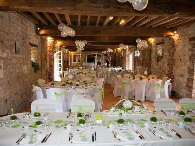 Le mariage de Johan  et Alicia  à Gournay-en-Bray, Seine-Maritime 1