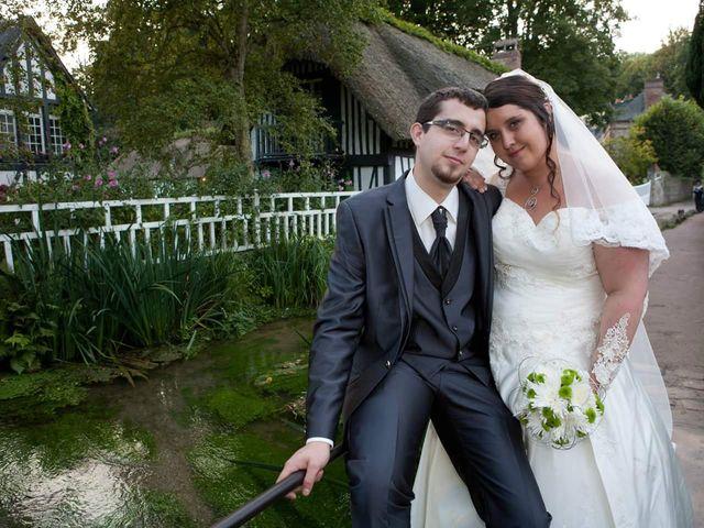Le mariage de Johan  et Alicia  à Gournay-en-Bray, Seine-Maritime 44