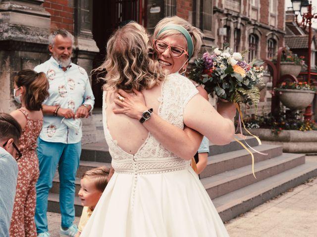 Le mariage de Laurent et Charlotte à Arques, Pas-de-Calais 11