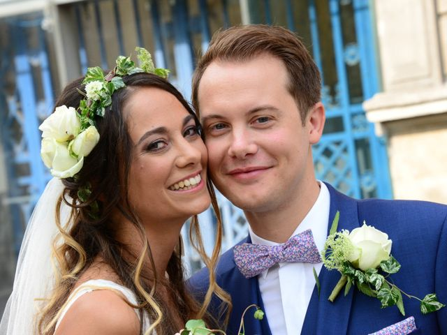 Le mariage de Alexandra et François