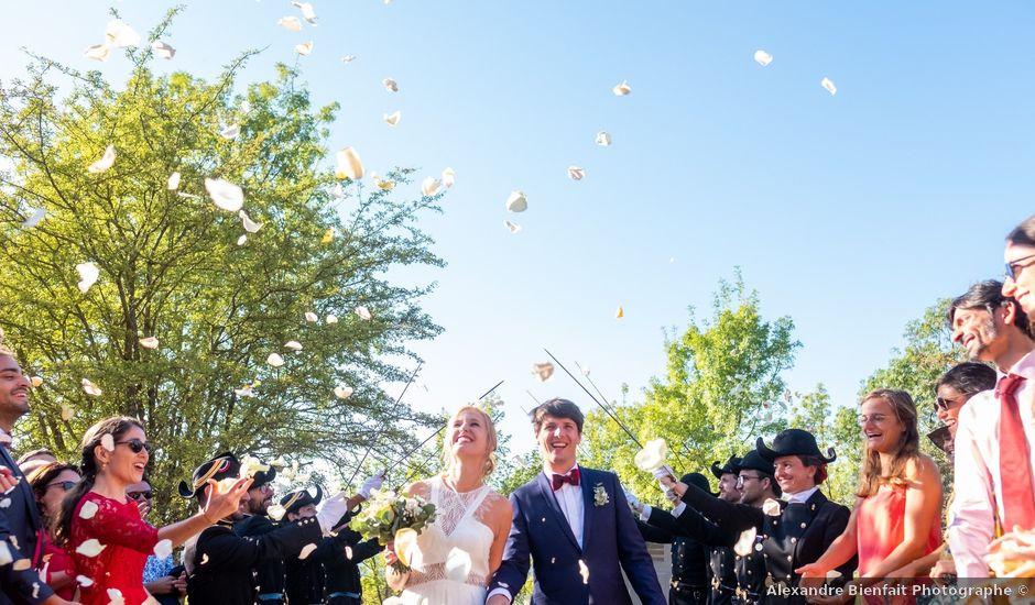 Le mariage de Alexandre et Noémie à Nyons, Drôme