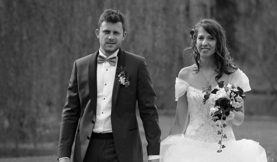 Le mariage de Thomas  et Carole  à Amenucourt, Val-d'Oise