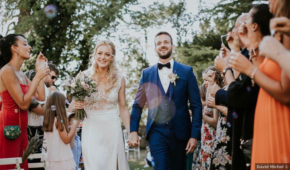 Le mariage de Olivier et Kristin à Lançon-Provence, Bouches-du-Rhône