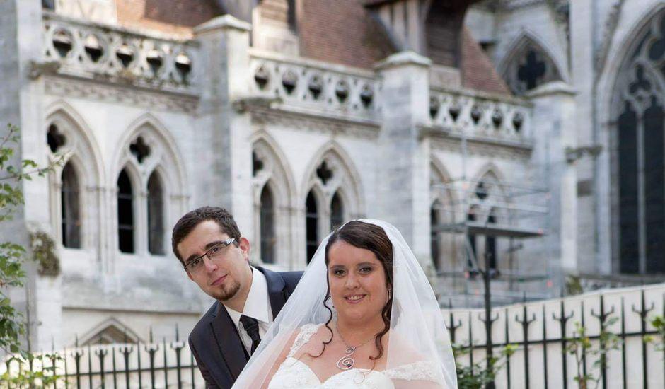 Le mariage de Johan  et Alicia  à Gournay-en-Bray, Seine-Maritime