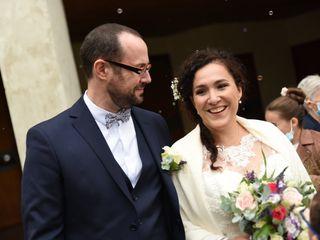 Le mariage de Costanza et Grégoire