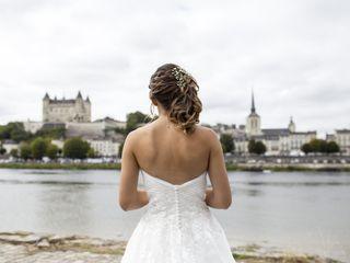 Le mariage de Loïc et Florine 1
