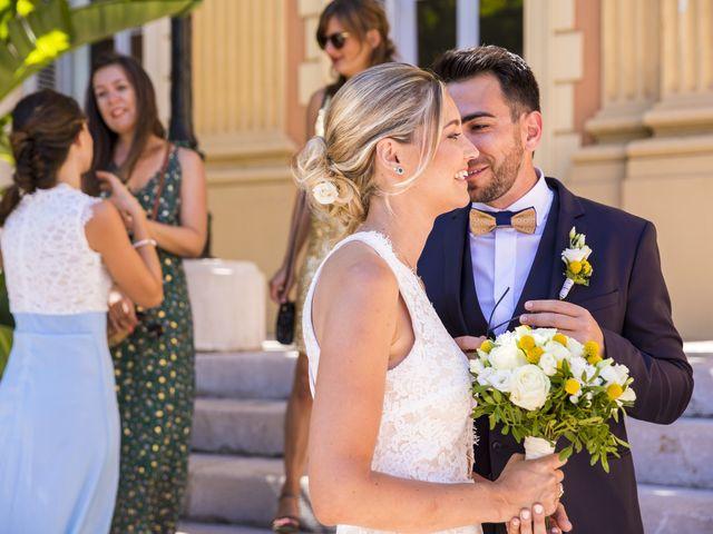 Le mariage de Louis-Sébastien et Auréline à Menton, Alpes-Maritimes 3