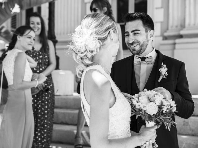 Le mariage de Louis-Sébastien et Auréline à Menton, Alpes-Maritimes 5