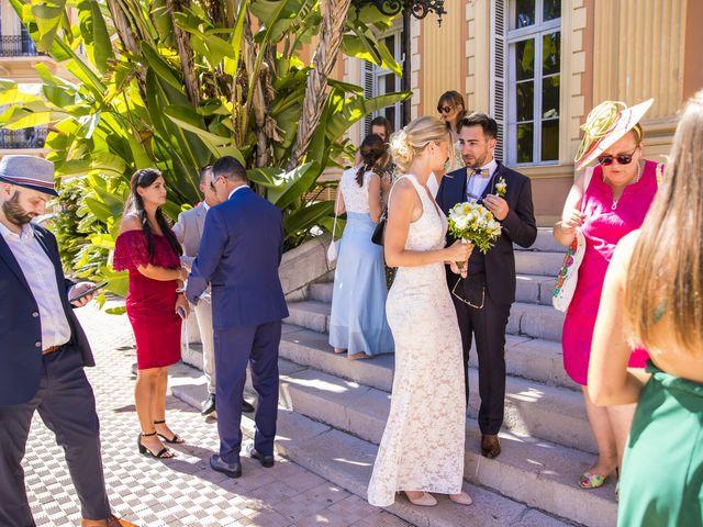 Le mariage de Louis-Sébastien et Auréline à Menton, Alpes-Maritimes 4