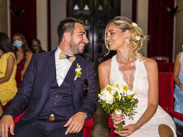 Le mariage de Louis-Sébastien et Auréline à Menton, Alpes-Maritimes 8