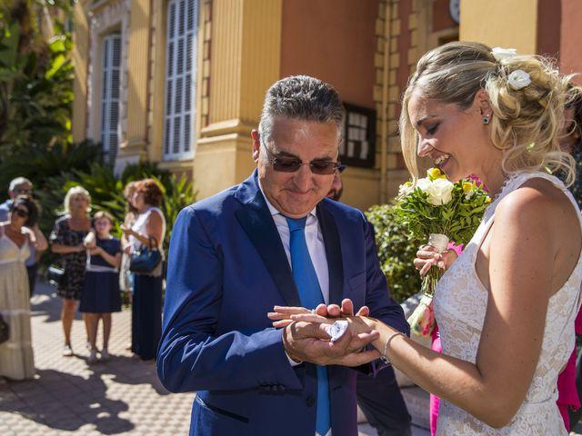 Le mariage de Louis-Sébastien et Auréline à Menton, Alpes-Maritimes 12