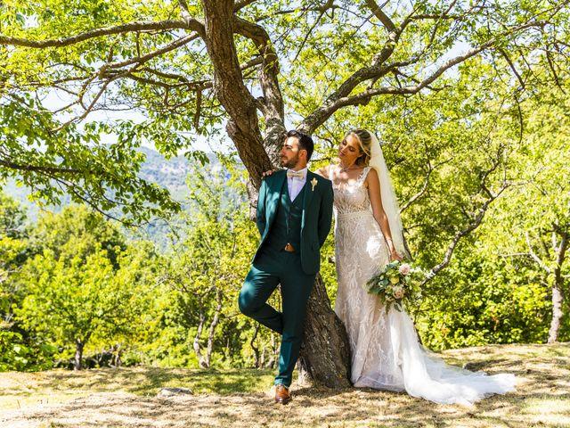 Le mariage de Louis-Sébastien et Auréline à Menton, Alpes-Maritimes 28