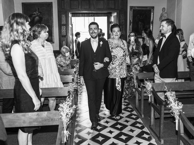 Le mariage de Louis-Sébastien et Auréline à Menton, Alpes-Maritimes 29
