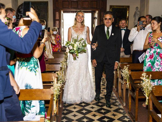 Le mariage de Louis-Sébastien et Auréline à Menton, Alpes-Maritimes 32