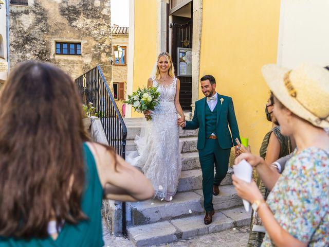 Le mariage de Louis-Sébastien et Auréline à Menton, Alpes-Maritimes 43