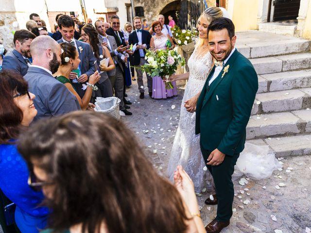 Le mariage de Louis-Sébastien et Auréline à Menton, Alpes-Maritimes 45