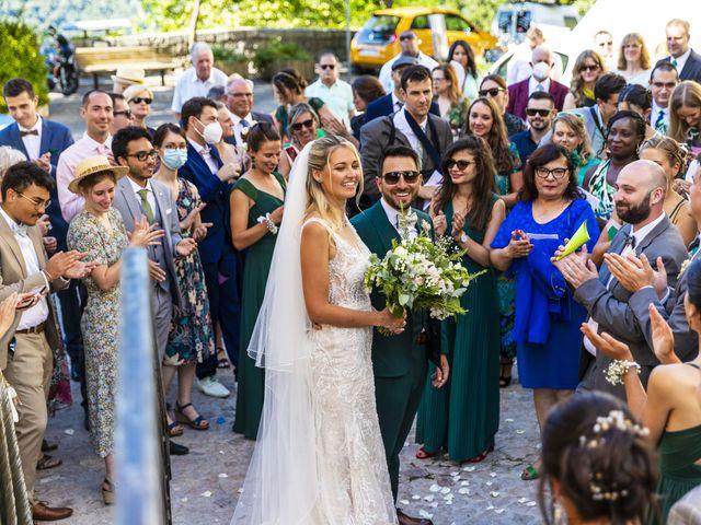 Le mariage de Louis-Sébastien et Auréline à Menton, Alpes-Maritimes 46