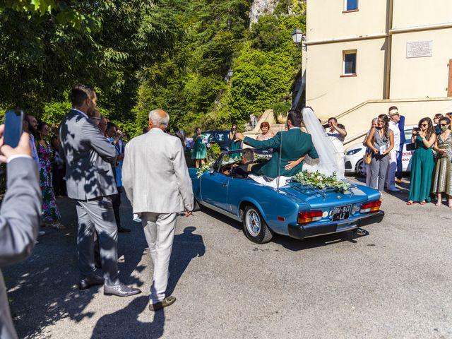 Le mariage de Louis-Sébastien et Auréline à Menton, Alpes-Maritimes 50
