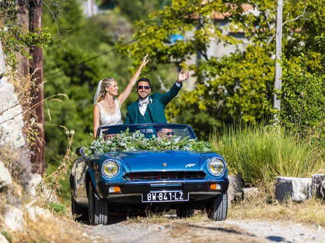 Le mariage de Louis-Sébastien et Auréline à Menton, Alpes-Maritimes 53