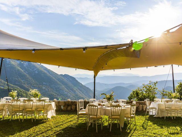 Le mariage de Louis-Sébastien et Auréline à Menton, Alpes-Maritimes 62