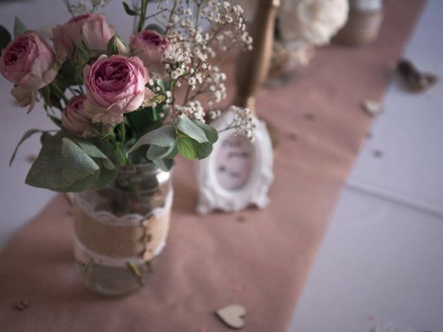 Le mariage de Florent et Ophélie à Saint-Jean-du-Falga, Ariège 1