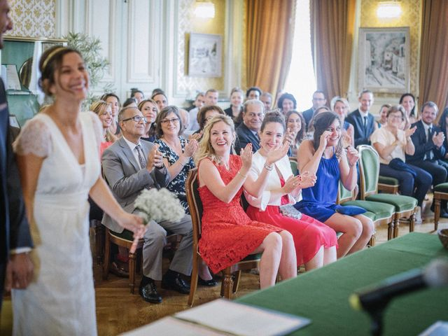 Le mariage de Cyril et Sylvie à Rueil-Malmaison, Hauts-de-Seine 21